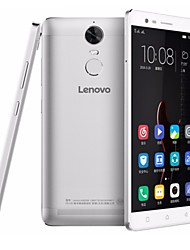 "Lenovo K5 Note 5.5 "" Android 5.1 4G Smartphone (Dual - SIM Octa Core 13 MP 3GB + 32 GB Silber)"