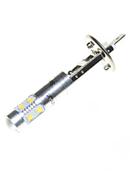 h1 P14.5s 35w 7 x CREE LED blanche lampe de phare de voiture ampoule de phare 6000k brouillard AC / DC 9-30V