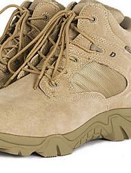 Chaussures de Randonnée Homme Antidérapant Antiusure Ultra léger (UL) Similicuir Polyuréthane Sport de détente