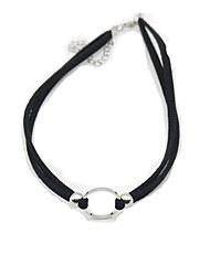 Necklace / Choker Necklaces Jewelry Daily Single Strand Basic Design Alloy Women 1pc Gift As Per Picture