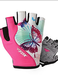Gloves Sports Gloves Unisex Cycling Gloves Spring Autumn/Fall Winter Bike Gloves Shockproof Breathable Wearproof Quick DryFingerless