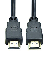 Kingsignal 2.0m HDMI 1.4-HDMI 1.4 4K Cable 4K