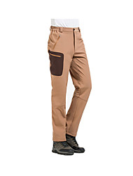 Men's Softshell Pants Waterproof Thermal / Warm Quick Dry Windproof Ultraviolet Resistant Insulated Anti-Eradiation Breathable for