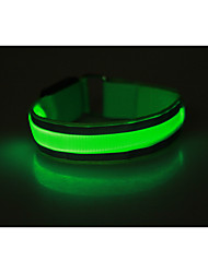 Led Flashing Light Arm Band Outdoor Running Sports Flash Warning LightsRunningLightsReflective Bracelet