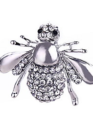 Fashion Woman Alloy Honeybee Brooch