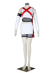 Naruto Anime Cosplay Costumes Kimono Skirt /Shorts/Vest /Sleeves/Shoes/Bag/More Accessories female