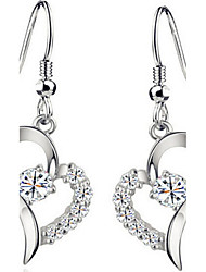May Polly  Europe and the United States are diamond shaped diamond shaped diamond earrings