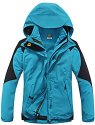 Wandern Ski/Snowboard Jacken / Softshell Jacken DamenWasserdicht / Atmungsaktiv / warm halten / Rasche Trocknung / Windundurchlässig /