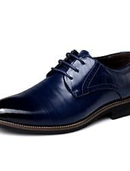 Westland's Men's Oxfords / British Style / Business / Comfort/ Office & Career / Casual Black/Blue/Brown Walking