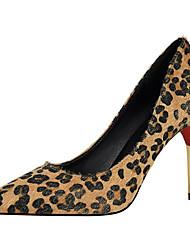 Women's Heels Fashion Boots Velvet Casual Stiletto HeelRhinestone / Crystal / Feather / Bowknot /