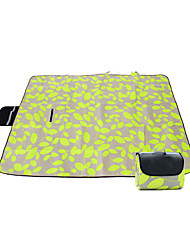 Breathability Picnic Pad Green / Red / Blue Camping