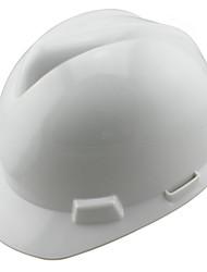 PE Helmets Standard Type Construction Miner V Type Helmet