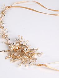 Women's Alloy Headpiece-Wedding Special Occasion Tiaras Headbands 1 Piece