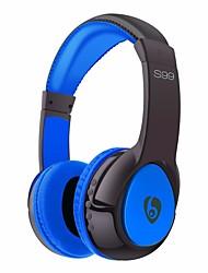 OVLENG S99 Casques (Bandeaux)ForLecteur multimédia/Tablette Téléphone portable OrdinateursWithAvec Microphone DJ Règlage de volume Radio