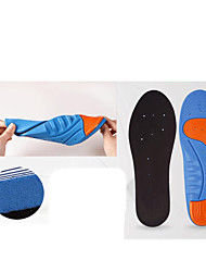 amortecimento de esportes palmilhas pu suor respirável desodorante proteger o pé