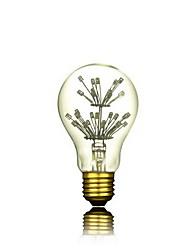 bofa19 led2w antigo edison lâmpada bolha bola de seda (85v-265v)
