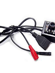 1080p mini-ir câmera ip interior ir 940nm levou câmera ip pinhole menor câmera com áudio visão noturna