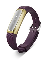Smart Bracelet Water Resistant/Waterproof / Long Standby / Calories Burned / Pedometers / Sports / Multifunction / InformationiOS /
