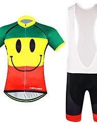 KEIYUEM ®Unisex Cycling Clothing Suits Short Sleeve Bike Spring / SummerWaterproof / Breathable / Quick Dry Waterproof