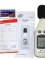 Digital Noise Meter dB Sound Level Meter ELECALL EM901