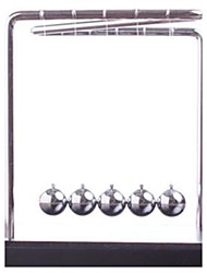Jouets Pour les garçons Discovery Toys Cradle Balance Ball de Newton Carré Métal / Bois