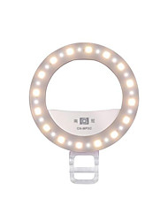 Rechargeable LED Studio Photography Ring Light