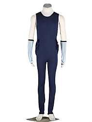 Naruto Anime Cosplay Costumes Leotard/Gloves/Shoes/Bandage/Bandage/Mask  kid