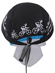 XINTOWN New Fashion Sport Unisex Cycling Hat Headband Men and Women Cap Quick Dry Cycling Skull Headband Black