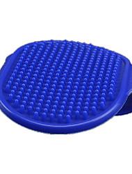 Cane Pulizia Pennelli Set da bagno Massaggio Blu