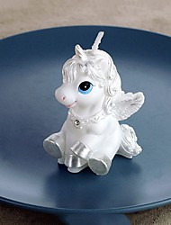 Unicorn Pegasus Shaped Fondant Cake MoldCandy Resin MoldsSoap MoldSilicone Mold For Candle