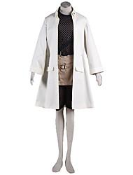 Naruto Anime Cosplay Costumes Coat/T-shirt/Skirt/Shorts/Leg Warmers female