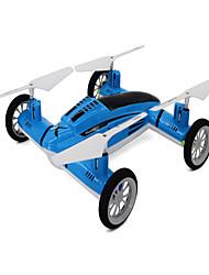 Hélice Keliwow s8 6 canales 2.4G Avión de radiocontrol  Azul Necesita Un Poco de EnsamblajeQuadcopter RC Mando A Distancia 1 Batería Por
