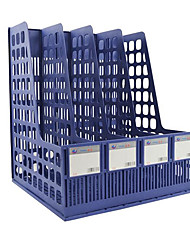 Four Grid File Rack Data Frame File Office Supplies