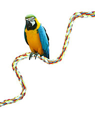 Bird Perches & Ladders Textile Multi-Color