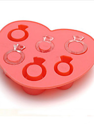 Creative Home Love Ice Ice Ring Mode Valentine's Day Gift