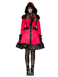 LY-045 Women's Winter lolita Cute long Coat