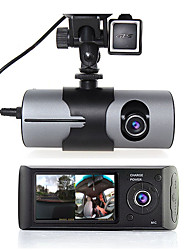 Фабрика OEM R300 SQ HD 1280 x 720 Автомобильный видеорегистратор 2,7 дюйма Экран 1/4 Даш Cam