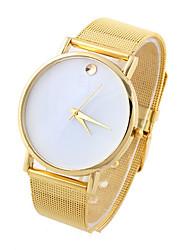 Men's Women's Unisex Sport Watch Dress Watch Fashion Watch Quartz Alloy Band Casual Multi-Colored Brand