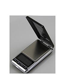 Mini balance de précision numérique de poche (100g max / 0.01g)