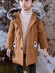 Menino Terno & Blazer Casual Inverno Manga Longa