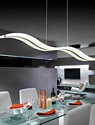 40 Pendant Light ,  Modern/Contemporary Chrome Feature for LED Acrylic Living Room Bedroom Dining Room Study Room/Office Kids Room