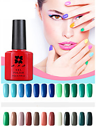 1 pcs ana 192 couleurs nail art gelpolish gel des ongles soak off uv 10ml polish 49-72
