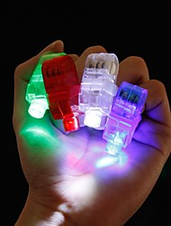 4шт водить палец кольцо пучки вечеринка ночной клуб гаджет свечение лазерного света