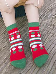 Unisex Casual/Daily Print Underwear & Socks-Rayon-Winter Fall