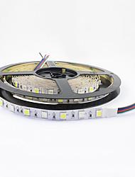 flexible LED-Streifen rgb ip20 nicht-wasserdichtes 300 smd dekoratives Licht 5050 60 LED / m 12V DC 1 Stück