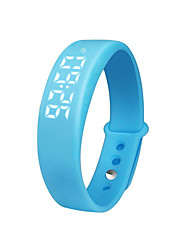 DMDG Multifunctional Smart Sport 3D Pedometer Wristband Watch Bracelet/Temperature/ Sleep Monitor