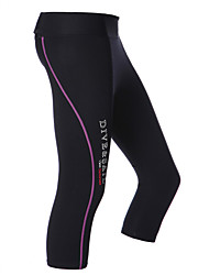 Dive & Sail® Mujer 1,5 mm Dive Skins Pantalones de neoprenoImpermeable Transpirable Mantiene abrigado Secado rápido Resistente a los UV