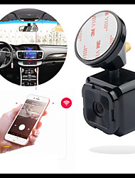 Novatek T23 novatek Full HD 1920 x 1080 Car DVR  No Screen(output by APP) Screen 1/4 Dash Cam