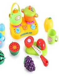 Brinquedos Clássico e Intemporal Modelo e Blocos de Construção Brinquedos Novidades Amarelo Laranja Plástico Dia da Criança