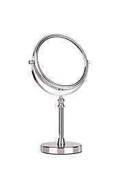 Mirror Round Silver